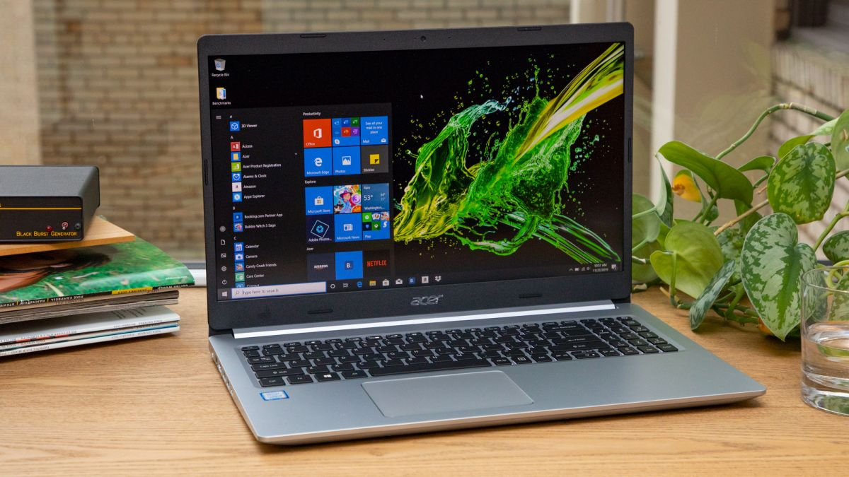 Acer Aspire 5 15-inch (A515-54-30BQ) review