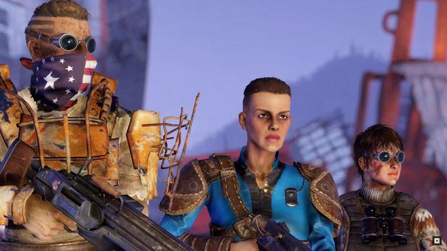 """Диалоговая система в Fallout 76 Wastelanders будет """"больше похожа на Fallout 3"""", чем на Fallout 4"""