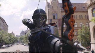 Taskmaster in Black Widow (2021)