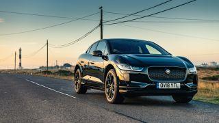 Jaguar I-Pace: the future, now | TechRadar
