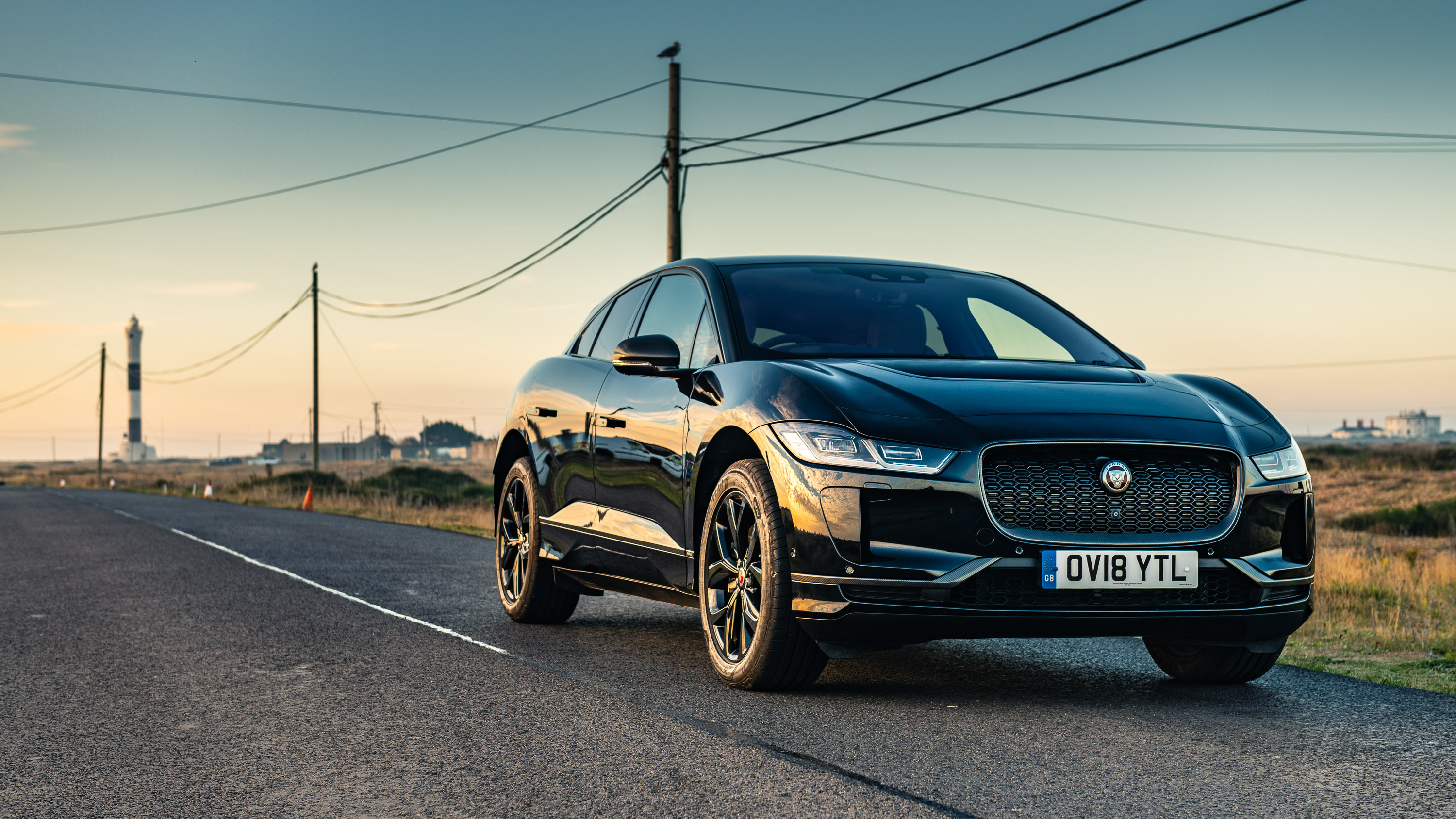Jaguar I-Pace: the future, now | TechRadar