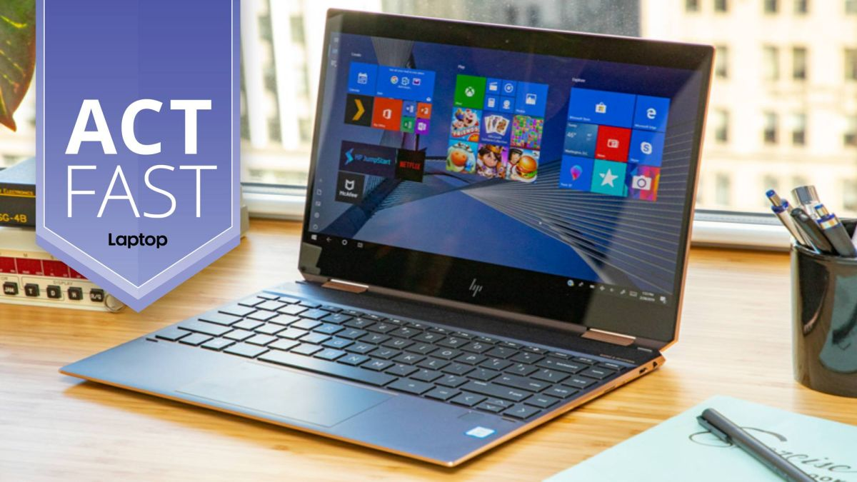 HP Spectre x360 15 now $150 off in flash sale
