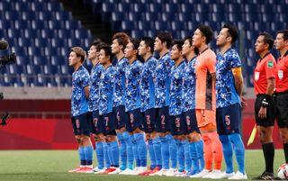 Japan football team, Tokyo 2020