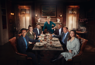 Emmerdale Kim Tate gathers poisoning suspects for revenge lunch ITV