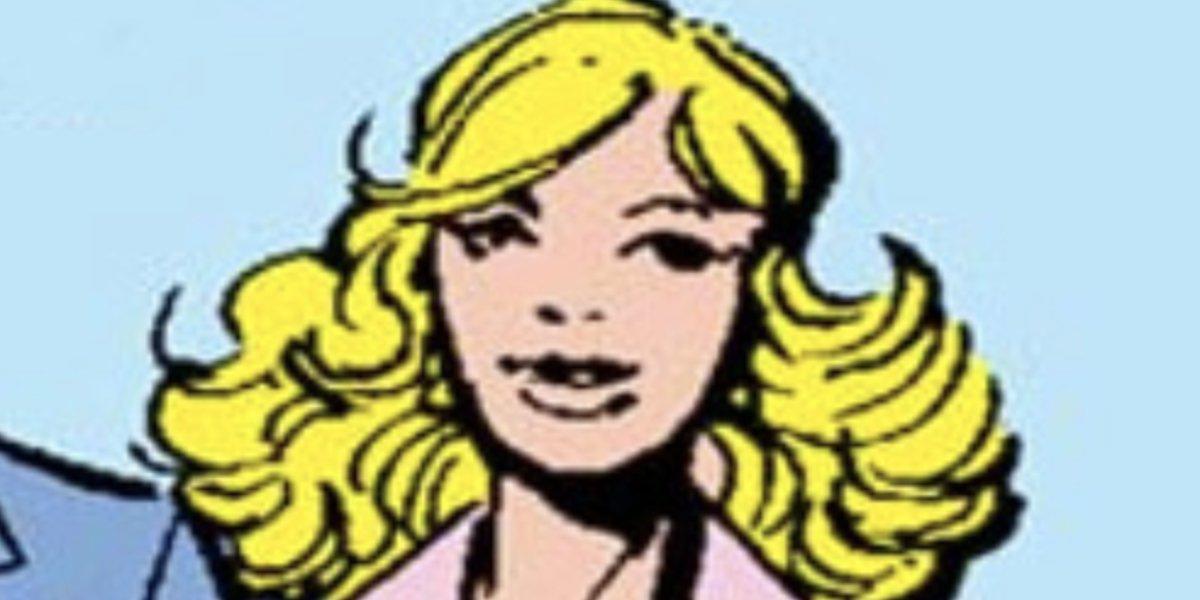 Ruth Lang Ant-Man's sister