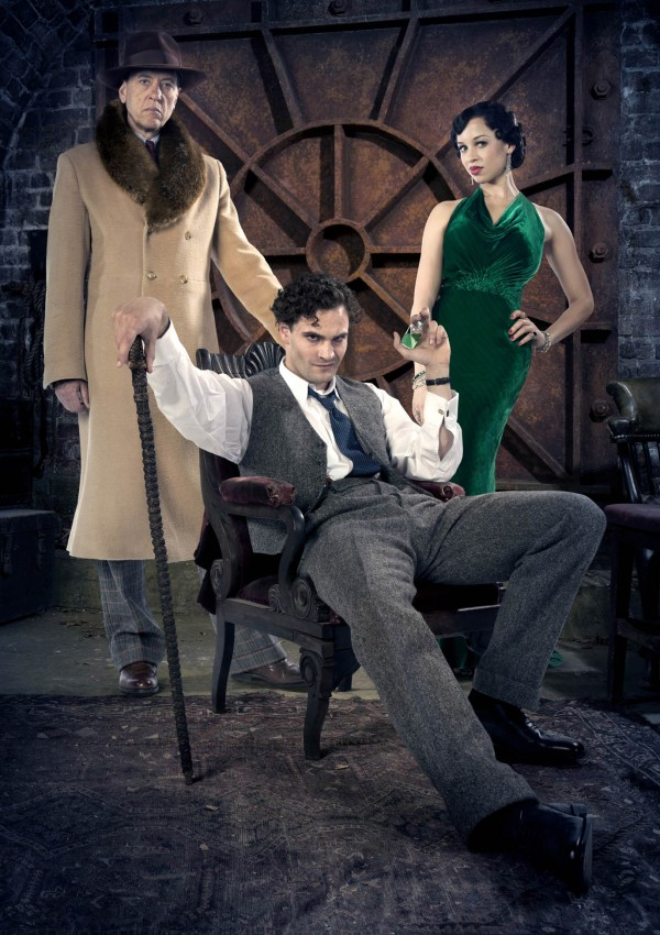 Jekyll and Hyde, with Richard E Grant, Tom Bateman and Natalie Gumede