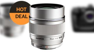 Olympus M.Zuiko 75mm f/1.8 is a Black Friday steal at just £608!