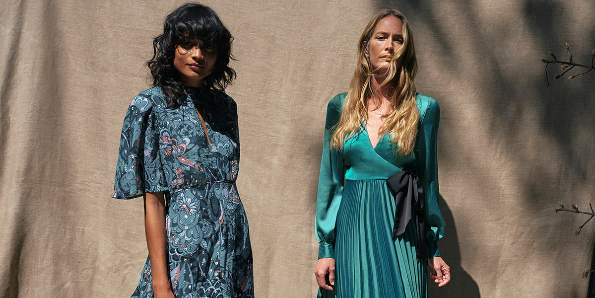 Two Fashion Designers Demo What To Wear This Autumn Using Only Monsoon Clothes And The Result Is Inspiring Woman Home