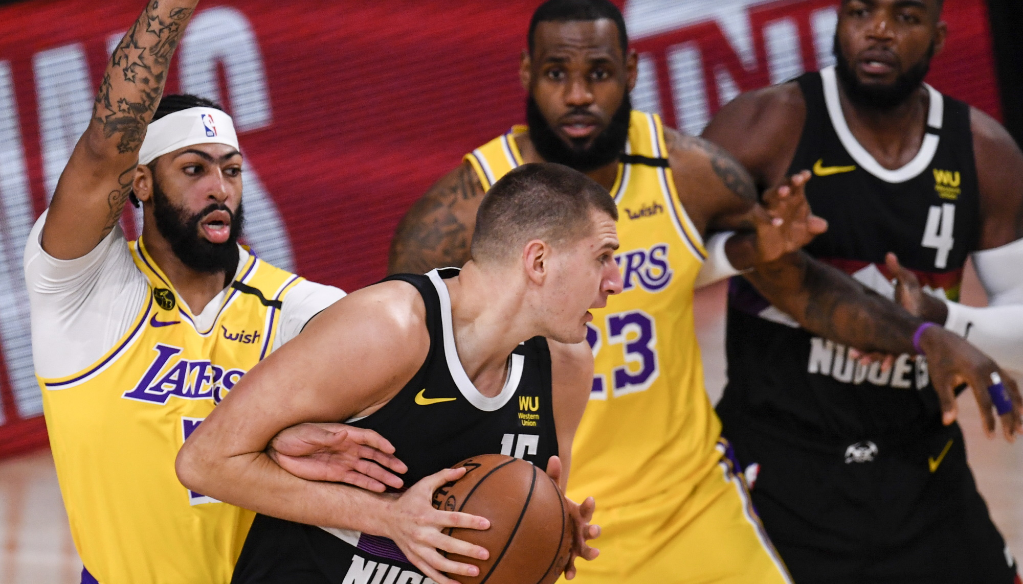 Lakers Vs Nuggets Live Stream How To Watch Game 5 Nba Playoffs Online From Anywhere Techradar