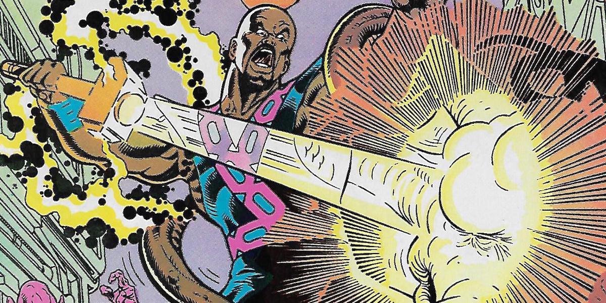 Phastos in the Marvel Comics