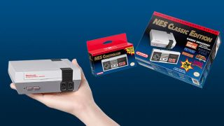Nintendo's NES Classic Edition With 30 Classics