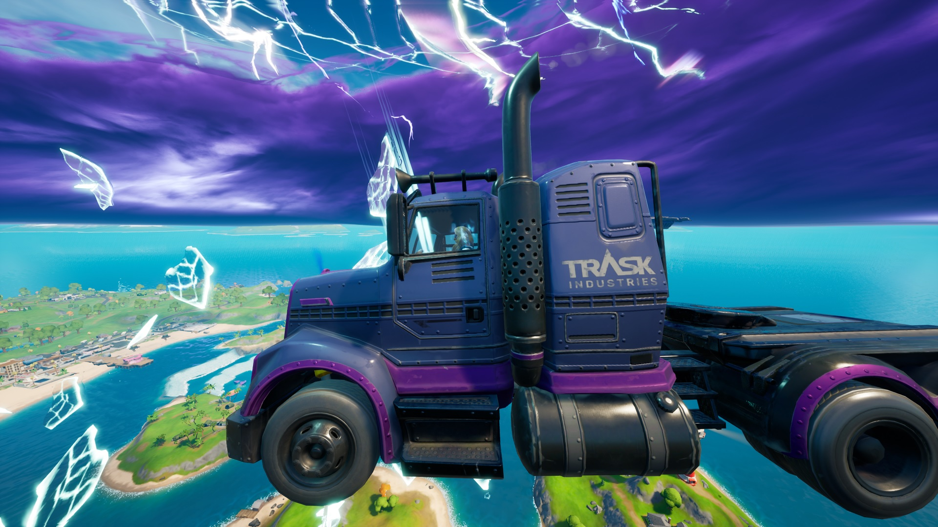 Fortnite Rift Locations Forbes Where To Drive A Car Through A Rift Portal For Fortnite Week 8 Challenges Pc Gamer