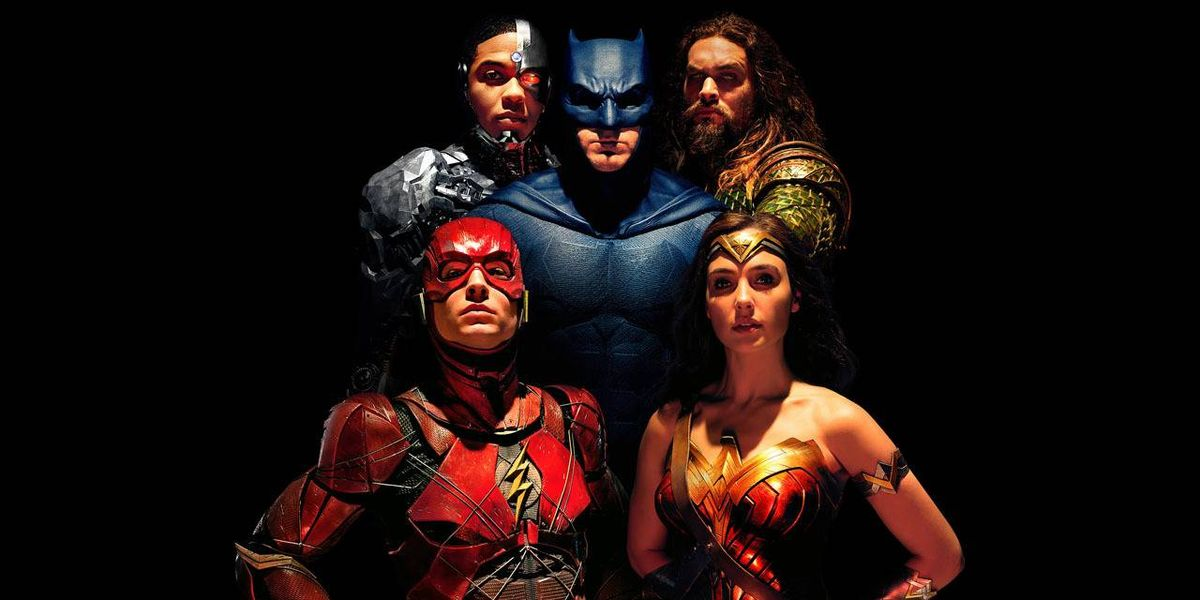 The Justice League theatrical cut