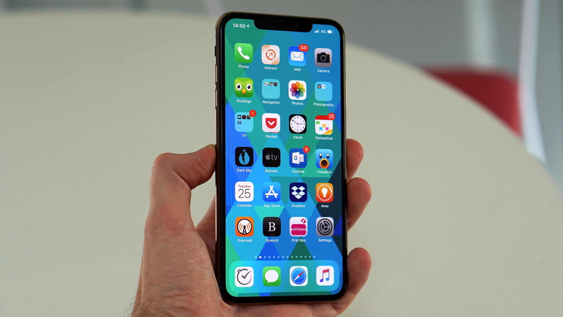 Apple Iphone Xs Max Review The Best Gets Bigger T3