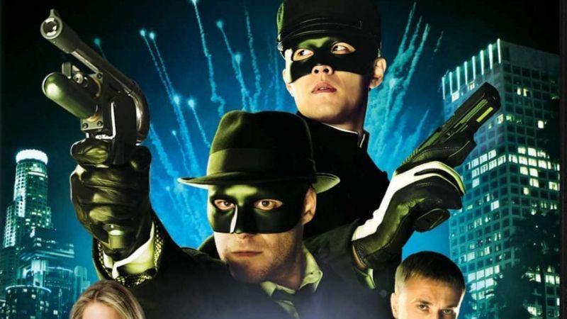 Green Hornet And Kato Movie In Development At Universal Gamesradar