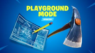 Fortnite Playground Mode logo
