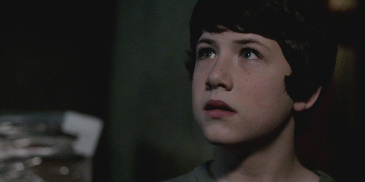 Dylan Minette on Supernatural