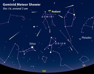 Spectacular Geminid Meteor Shower Peaks Tonight! How to Watch Online