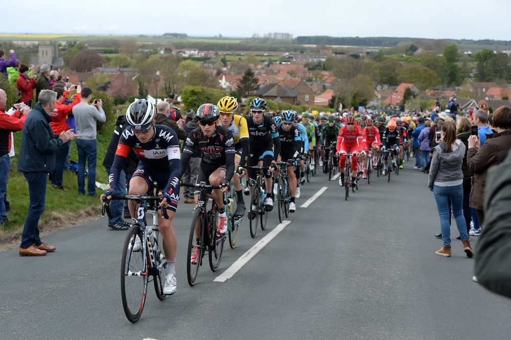 Tour De Yorkshire 2017 Start List Cycling Weekly