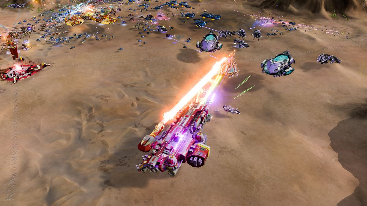 Ashes of the Singularity: Escalation is free in the Humble Store Spring Sale