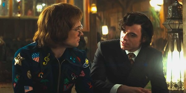 Rocketman's Richard Madden Doesn't Agree With Editing Out Gay Sex Scenes