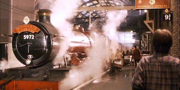 Hogwarts Express train Harry Potter