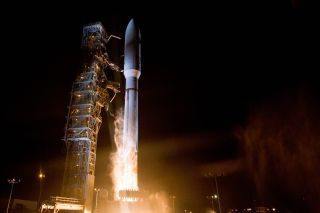 A United Launch Alliance Atlas 5 rocket carrying the classified NROL-39 payload for the National Reconnaissance Office (NRO) lifted off from Space Launch Complex-3 at California's Vandenberg Air Force Base on Dec. 5 at 11:14 p.m. PST. Designated NROL-39,