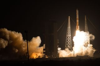 WGS-8 Satellite Launches on Dec. 7, 2016