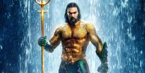 Aquaman 2's Jason Momoa Has The Best Take When Asked About Showering, Since That's A Thing Celebs Have To Answer Now