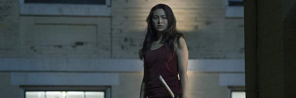 Jessica Henwick as Collen Wing in Iron Fist