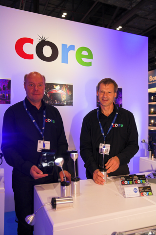 CORE Lighting Products at PLASA 2014
