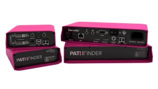 tvONE is now shipping Magenta Pathfinder, its latest KVM solution with zero mouse latency.