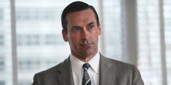 How can you look at Jon Hamm and not see Bruce Wayne?