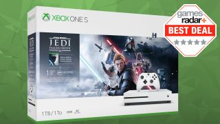 Grab Star Wars Jedi: Fallen Order and an Xbox One S for just $199... while this deal lasts