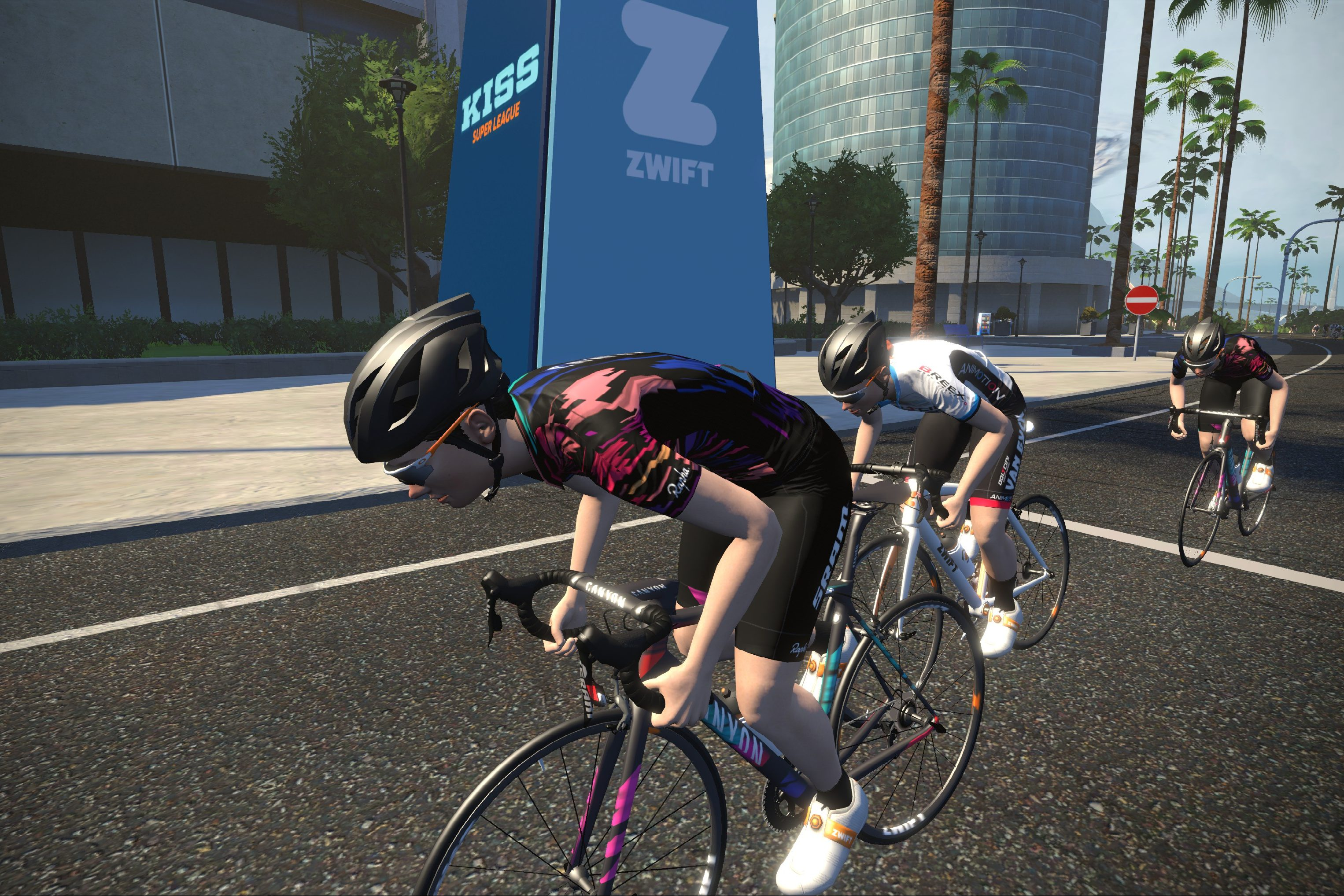 Zwift 'Drop Shop' lets users customise avatars and grow bike