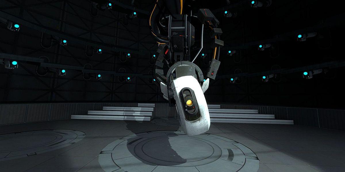 GlaDos in Portal
