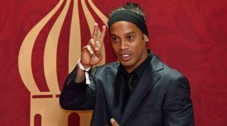 Ronaldinho wives