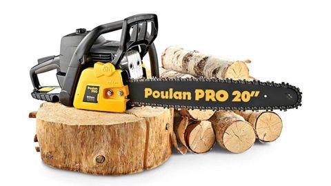 Poulan Pro PR5020 review