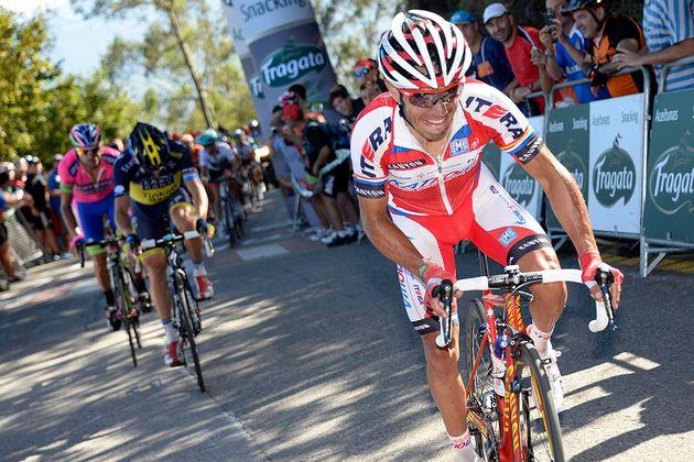 Joaquim Rodriguez, Vuelta a Espana 2013, stage 19