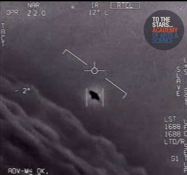 Tic-Tac-shaped objects were recently reported zipping through the sky by jet-fighter pilots and radar operators. The Pentagon's Advanced Aerospace Threat Identification Program (AATIP) was created to research and investigate Unidentified Aerial Phenomena (UAP), including numerous videos of reported encounters, three of which were released to the public in 2017.