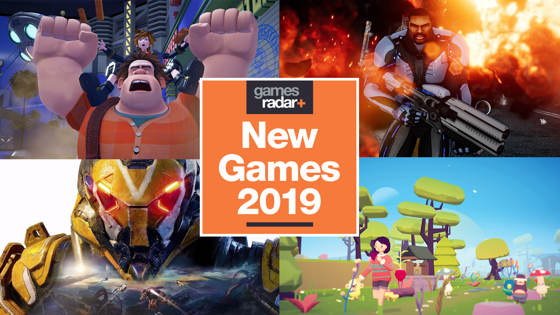 New Games Of 2019 Gamesradar
