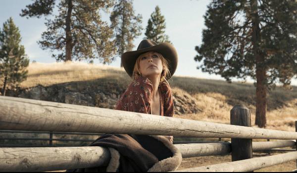Yellowstone Beth Dutton Kelly Reilly Paramount Network