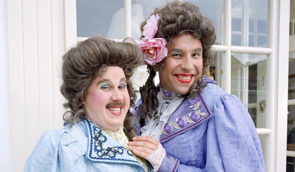little britain fancy ladies