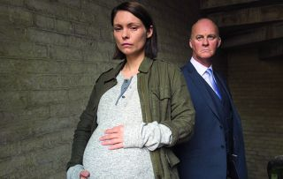 DI Helen Weeks (MyAnna Buring) returns, now heavily pregnant, in this excellent drama's second, nailbiting two-parter.