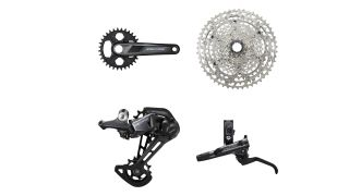 Shimano Deore12-speed groupset