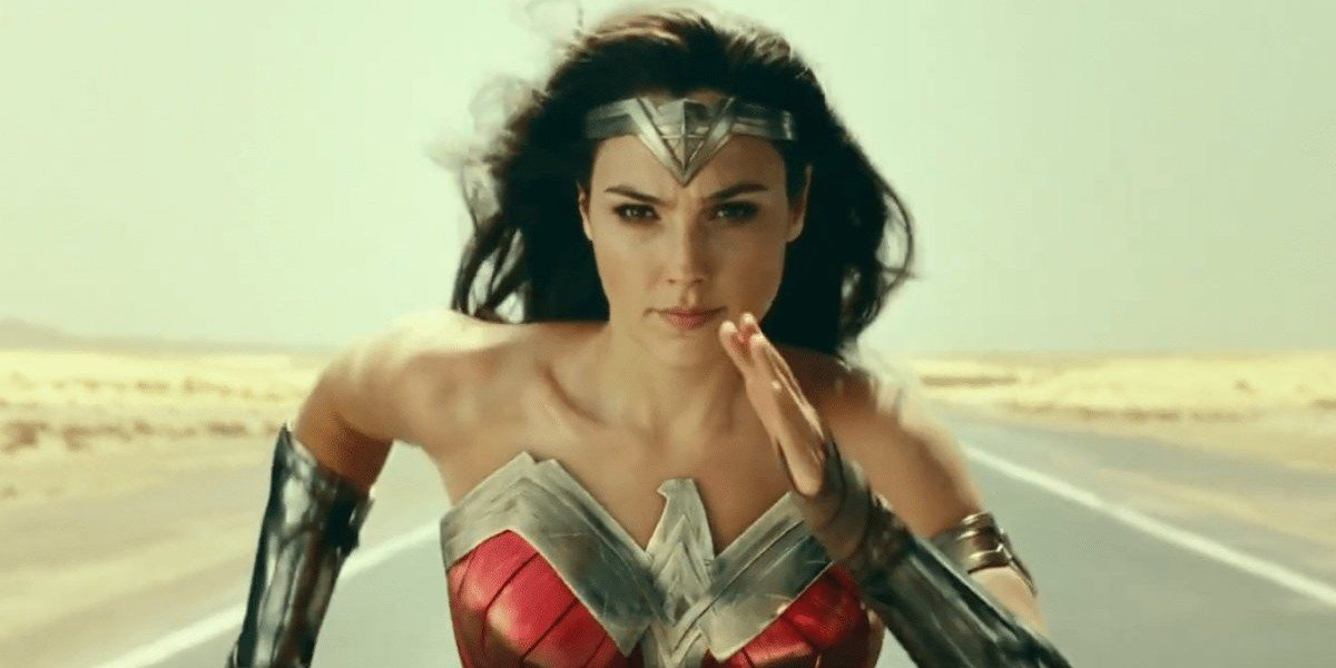 Wonder Woman (Gal Gadot) in 'Wonder Woman 1984'