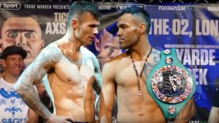 Martin Murray vs Roberto Garcia live stream boxing