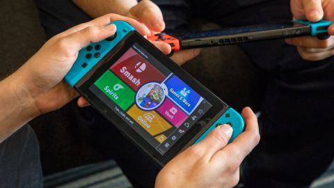 Nintendo Switch review: A great console that's only getting