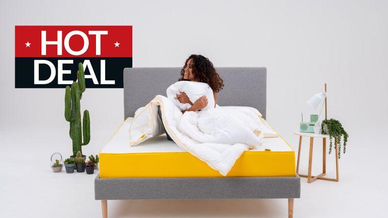 best cheap mattress deals: eve