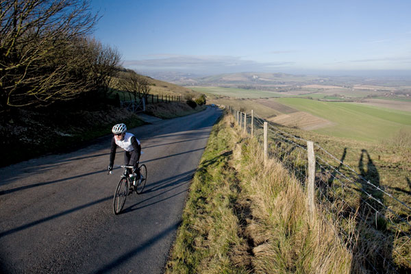 Hills, climbing, training, cycling, rider
